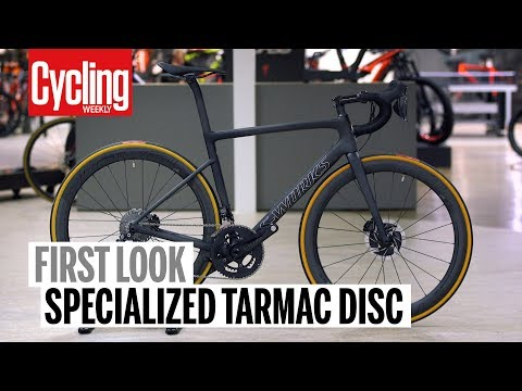 2018 Specialized Tarmac Disc | First Look | Cycling Weekly