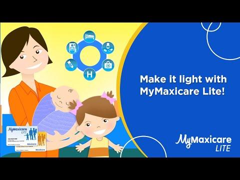 MyMaxicare Lite Prepaid Health Card