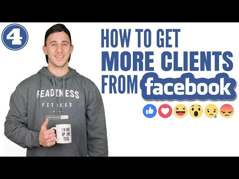How to Get Clients From Facebook - Happy Birthday Marketing (Pt. #4)