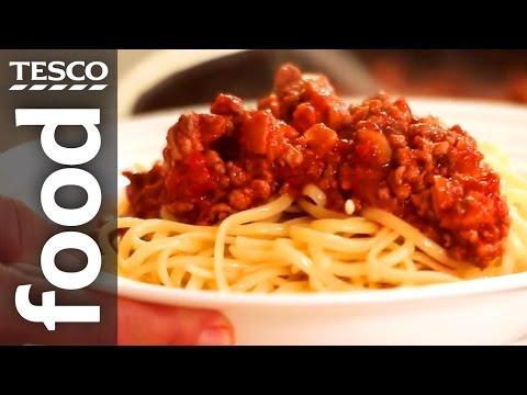 How to Make a Ragu Sauce | Tesco Food