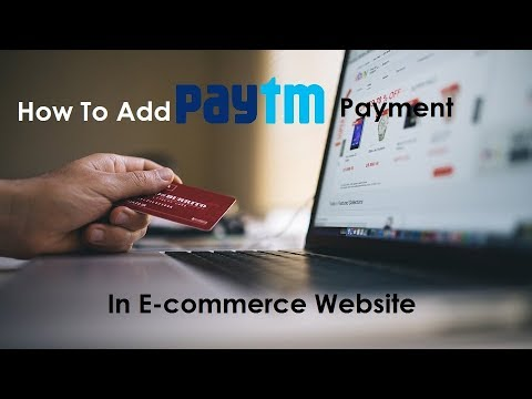 How To Add Paytm Payment Gateway In website | Online Payment In WordPress