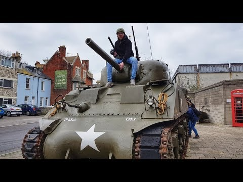 Portland's D-day Experience (We Got Caught By Police)
