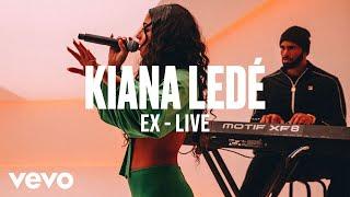 "Kiana Ledé - ""Ex"" (Live)   Vevo DSCVR"
