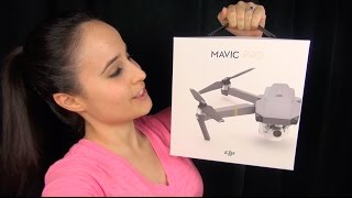 Mavic Pro Unboxing: Questions Anyone?