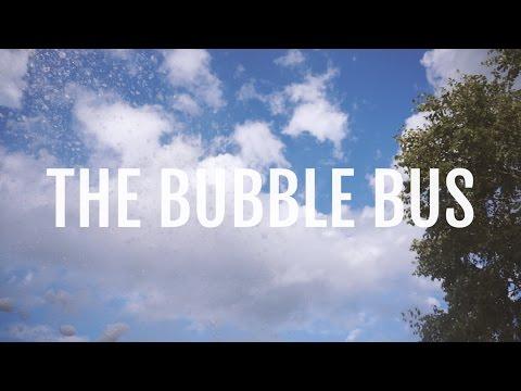 Bubble Bus - Slow Motion Bubbles - AgencyLife