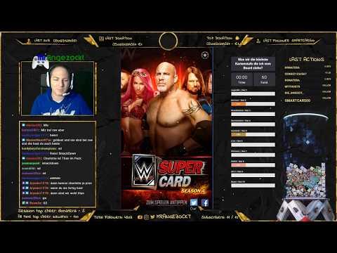 #WWESuperCard S4 ★ #tRtG TBG Belohnung MMC Pack uvm ★ [DE/GER][#MrATeam][PC, HD+, deutsch]