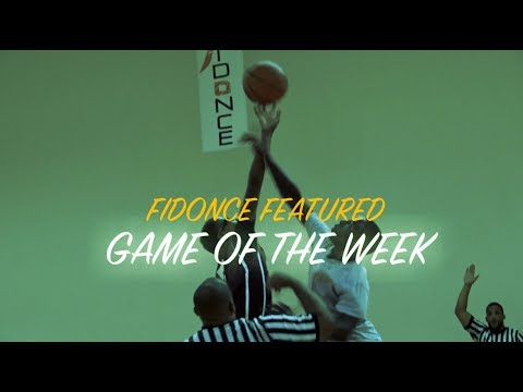 FIDONCE Featured Game of the Week   10-8-17