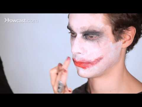 How to Do the Mouth for Joker Makeup | Special FX Makeup
