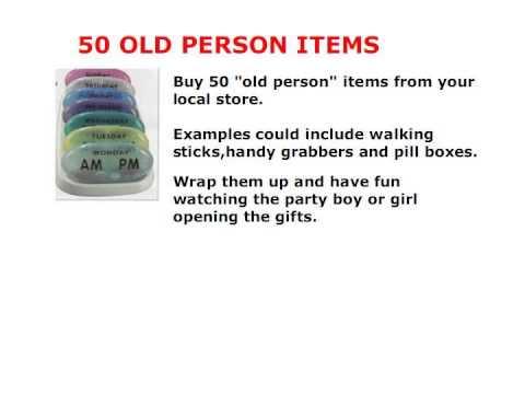 50th birthday invitation ideas | 50th birthday ideas | 50th birthday party ideas | unique | best