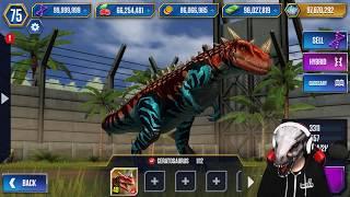 Jurassic World The Game Cenozoic Hybrids Videos 9videos Tv