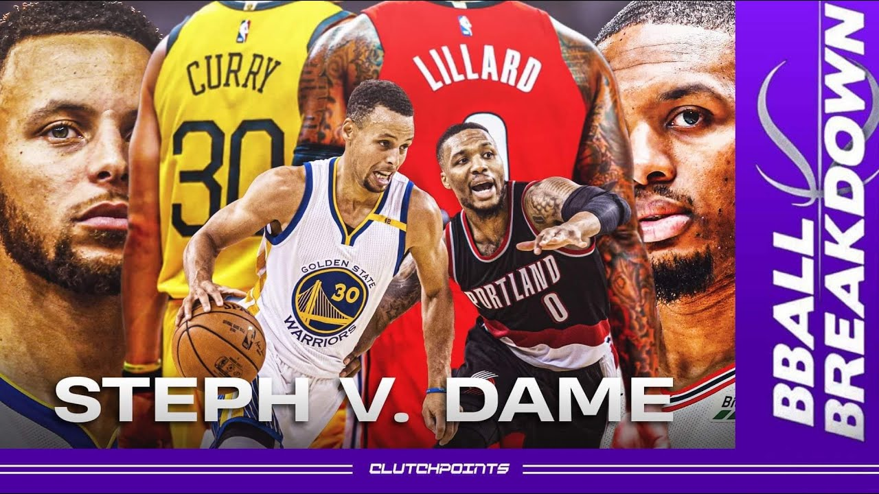 Is Damian Lillard Better Than Steph Curry???