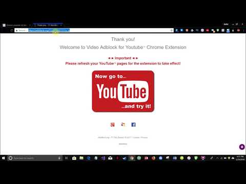 Cool Youtube Trick Bypass Skip Bypass YouTube Video Ads