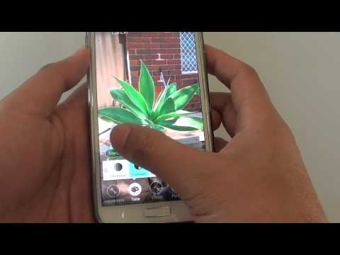 Samsung Galaxy S5: How to Change a Picture Color Contrast in Gallery App