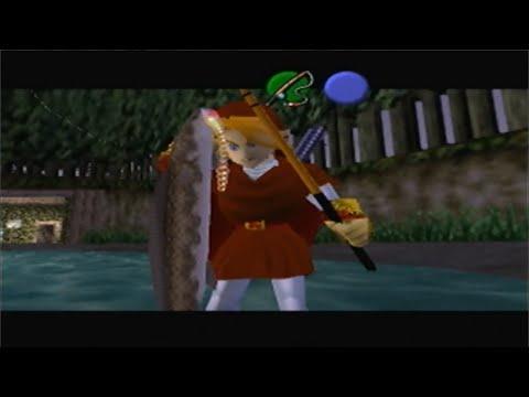Zelda Ocarina Of Time - 100% Walkthrough Bonus Episode 3 THE HYLIAN LOACH
