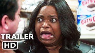 THUNDER FORCE Trailer (2021) Octavia Spencer, Melissa McCarthy Movie