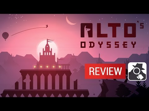 ALTO'S ODYSSEY | AppSpy Review