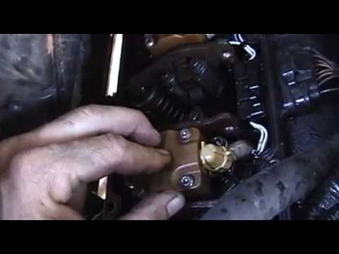 How to check your 7.3 powerstroke injectors