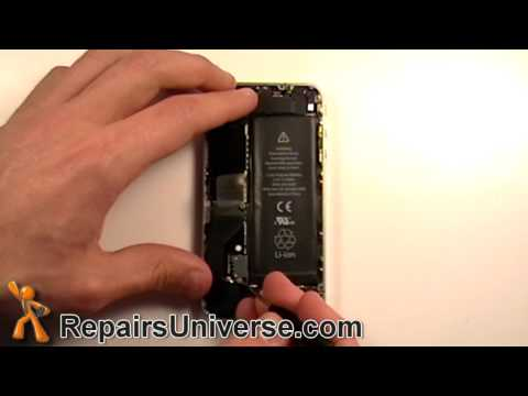 iPhone 4 Battery Replacement
