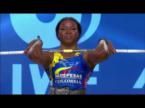 Women's 69 kg A Session Clean & Jerk - 2017 IWF Weightlifting World Championships (WWC)