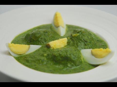 Anda & Palak Curry | New Season | Cooksmart | Sanjeev Kapoor Khazana