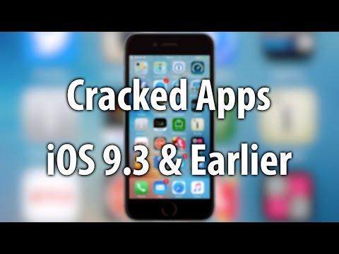 How To Install Cracked Apps iOS 9.3 & Earlier  - No Jailbreak