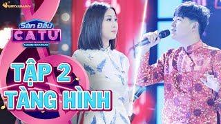 Sàn đấu ca từ 2 | tập 2 vòng 1: Màn đối đầu gây cắn giữa nữ MC Liêu Hà Trinh và trai Hàn Woossi