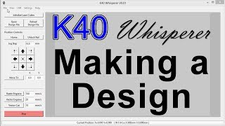 K40 Whisperer: Advanced Setttings - myvideoplay com Watch and