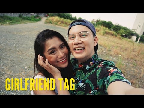 OUR FIRST KISS (Girlfriend Tag hosted by Janina Vela loves seaweed)