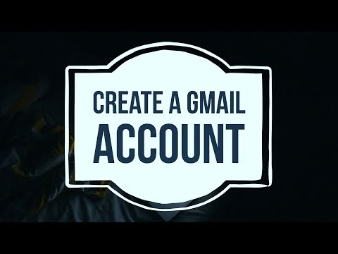 Create a new google email account for personal and business use using gmail -stpes to create gmail