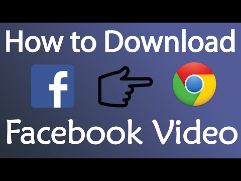 How to Download Facebook Video With Google Chrome - 2016