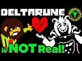 Game Theory The Tragedy Of Deltarune Undertale