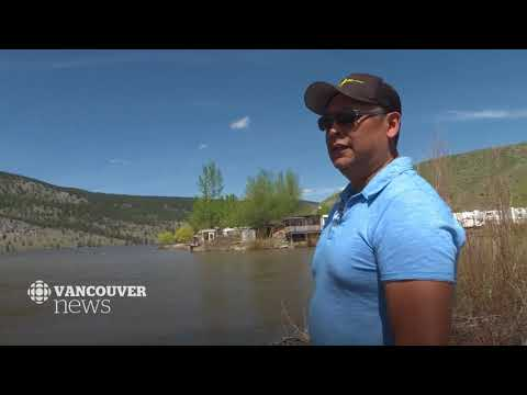 CBC News Vancouver: Upper Nicola Indian Band prepares for flooding