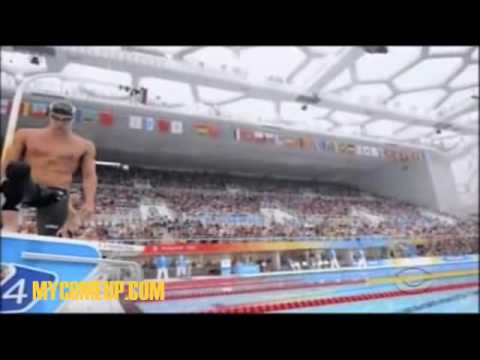Micheal Phelps - 5 YEARS NO DAYS OFF