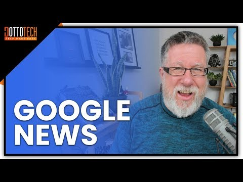 Google News App 2018. And that's the way it is.