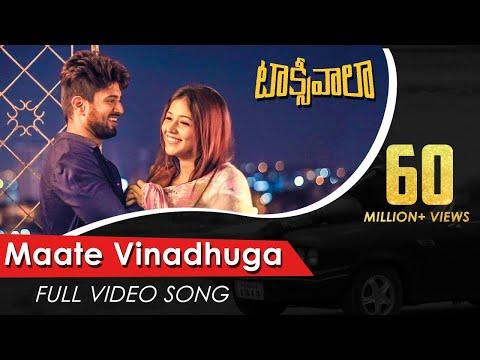 Xxx Mp4 Maate Vinadhuga Full Video Song Taxiwaala Video Songs Vijay Deverakonda Priyanka Jawalkar 3gp Sex