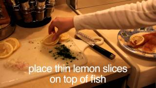 How To Cook Fish In The Microwave