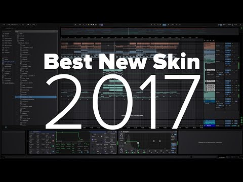 Ableton Tutorial: Where to Install & How to Change Skins + Best Skins