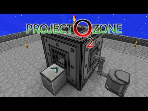Project Ozone 2 Kappa Mode - CHEATY PRESSURE CHAMBER [E23] (Modded Minecraft Sky Block)
