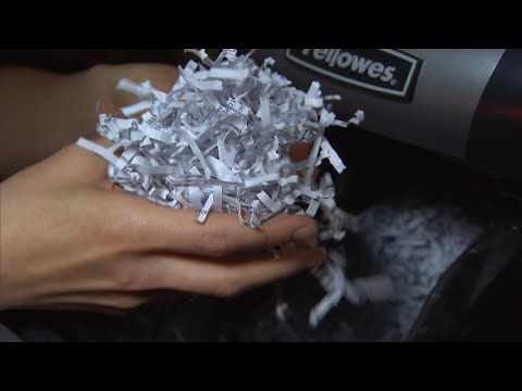 Can You Reassemble Documents Cut by a Paper Shredder?
