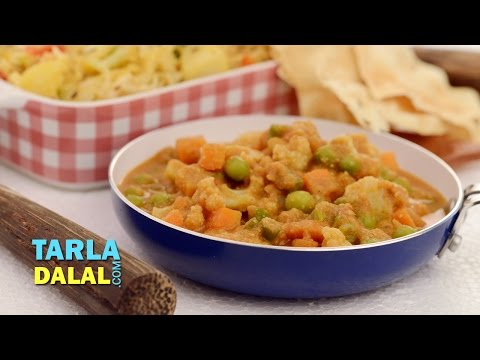 Nawabi Curry (Low Calorie & Weight Loss) by Tarla Dalal