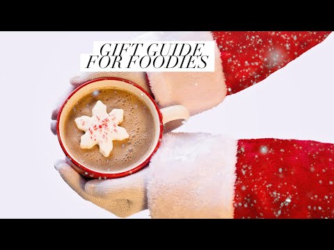 Holiday Gift Ideas For Foodies!