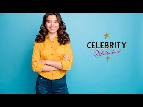 celebrity Whitening  - Teeth Whitening 5-14 Shades Whiter