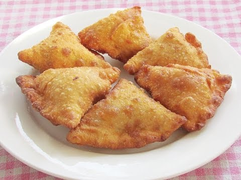 Chicken Samosa Recipe - How To Make Chicken Samosa | Nisa Homey
