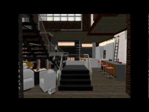 Sims 3 Modern Beach House I HD