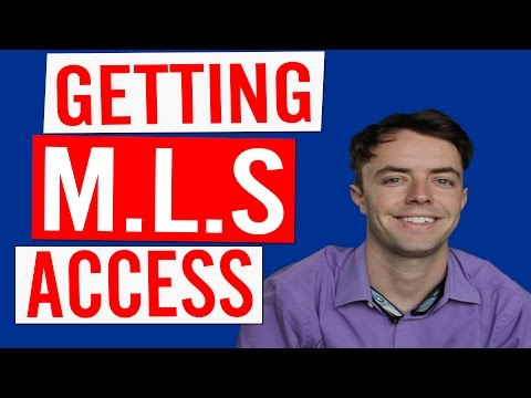 How To Get Access To The MLS (Without Being An Agent)