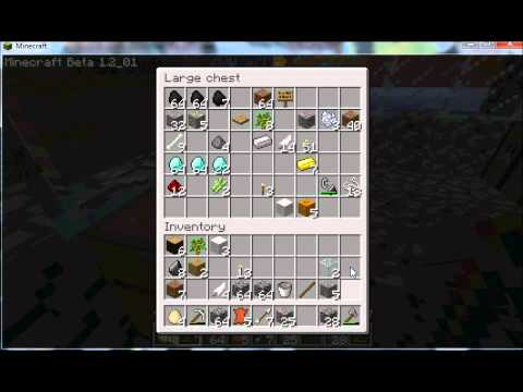 how to make a iron pickaxe