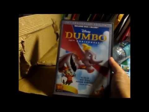 Free Dumbo movie Unboxing (Disney Movie Rewards Edition)