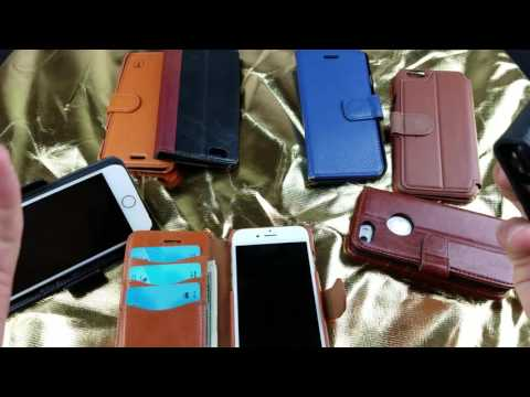 2016: Best Wallet Flip Case for iPhones an Why!
