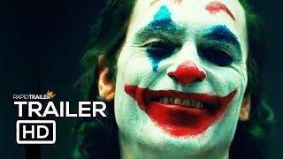 JOKER Joaquin Phoenix as The Joker Trailer (2019) DC Movie HD