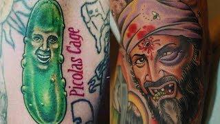 Worlds Worst Tattoos! #59